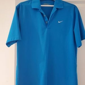 Nike Dri Fit Tour Performance Golf Shirt